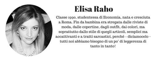 Elisa Raho