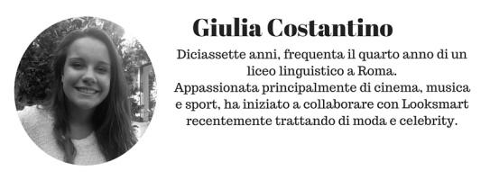 GIULIA COSTANTINO