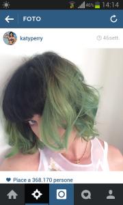 @katyperry verde