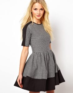 asos-collection-navy-asos-sweat-skater-dress-in-colourblock-product-1-8108950-473986791