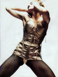 Madonna-Modelling-for-jean-paul-gaultier-the-what-she-wears-in-the-blond-ambition-tour-blond-ambition-era-28756992-456-600