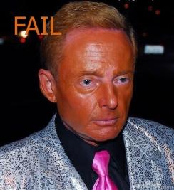 fail-orange-self-tanner-on-face