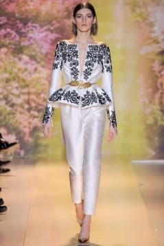 Zuhair Murad's SS14 Show At Paris Haute Couture Fashion Week 2014 2