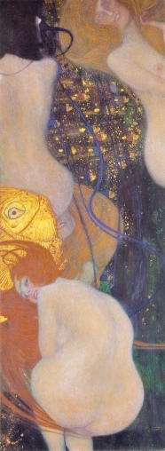 Klimt_-_Goldfische_-_1901-02