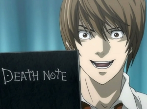 death note light